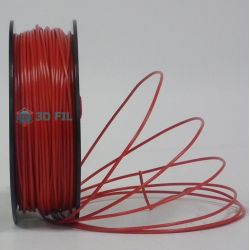Bobine 1kg ABS Rouge Foncé - 3mm