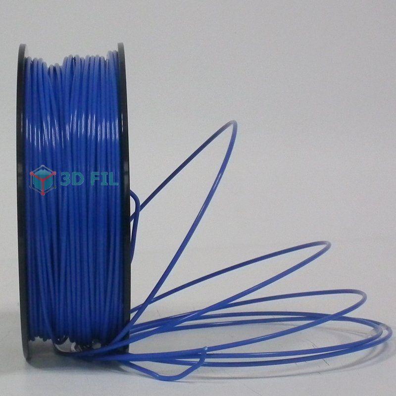 Bobine 0.5kg Flexible Bleu - 1.75mm