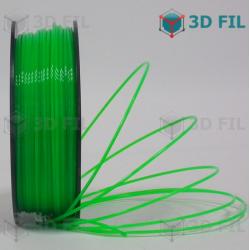 Bobine 1kg PLA Transparent Vert - 1.75mm