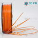 Bobine 1kg PLA Orange - 1.75mm
