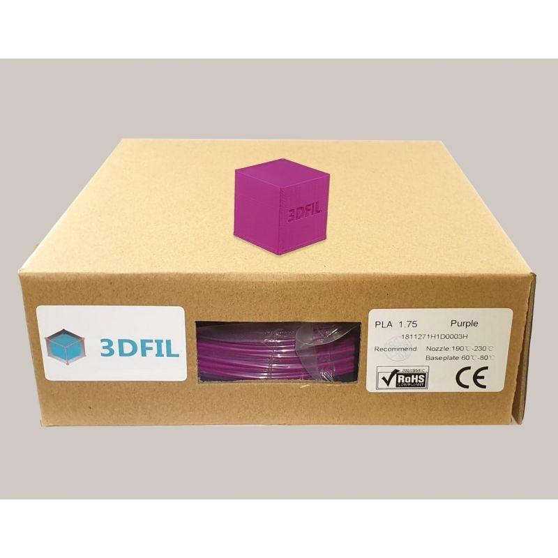 Bobine 1kg PLA Violet - 1.75mm