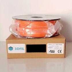 Bobine 1kg PETG Orange Foncé - 1.75mm