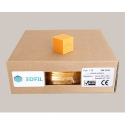 Bobine 1kg PLA Or (effet soie) - 1.75mm