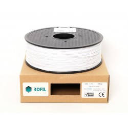Bobine 1kg ASA Blanc - 1.75mm