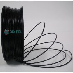Bobine 1kg ABS Noir - 1.75 mm