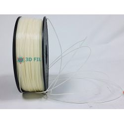 Bobine 0.5kg PVA Naturel - 3mm