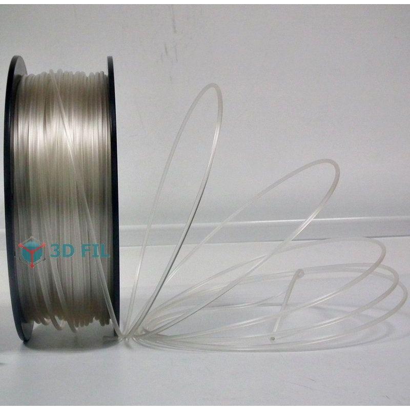 Bobine 0.5kg Flexible Transparent (3mm)