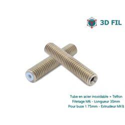Tube PTFE pour tête MK8 / 1.75mm / 30mm