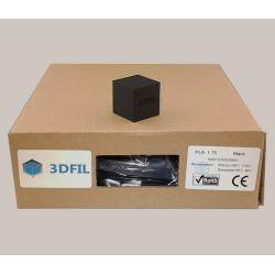Bobine 1kg PLA Noir - 1.75mm
