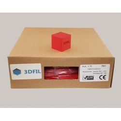 Bobine 1kg PLA Rouge - 1.75mm