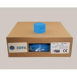 Bobine 1kg PLA Bleu ciel - 1.75mm