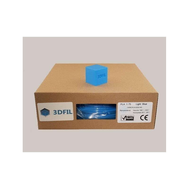Bobine 1kg PLA Bleu Ciel 1.75mm